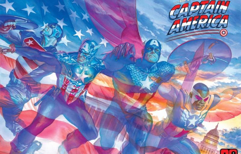 Essential 11 storie dei primi 80 anni di Capitan America