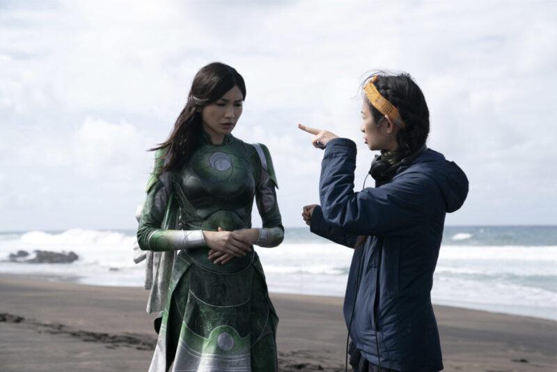 "Chloe Zhao: ""Eternals simile a storie divinità greche e romane"""