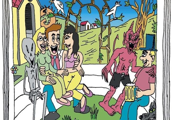 Il Decamerdone: l'ascesa del fumetto underground di Chiole