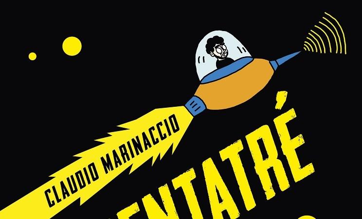 Trentatré raggi ionizzanti: andata e ritorno per Claudio Marinaccio
