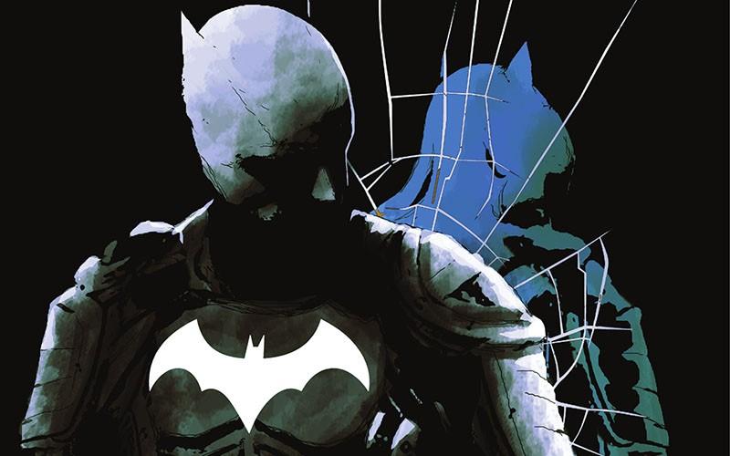 Andrea Sorrentino: vi racconto il mio Batman realistico