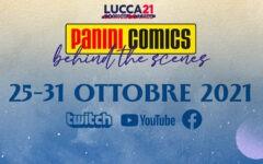 Panini Comics a Lucca Comics & Games 2021 - IMG EVIDENZA