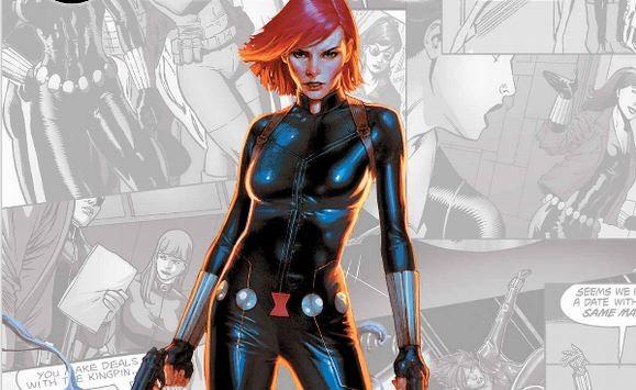 Black Widow – Ritratto di una spia