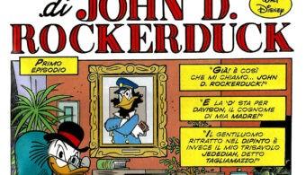 Topolino #3439: Nucci e Cavazzano raccontano i guai di Rockerduck.